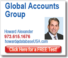 global accounts database